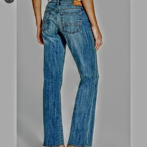Lucky Brand Jeans Size 8/29X33 Easy Rider Boot Cut